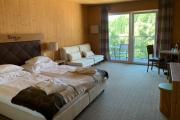 Familienzimmer im Familienhotel-Berge